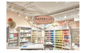 Industry Profile with Lizzie Casper, Paper Source Lab Store